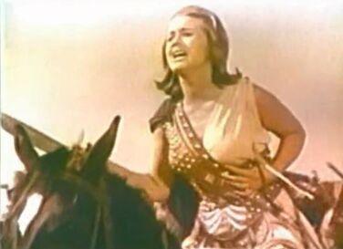 Liana Orfei Last Glory of Troy