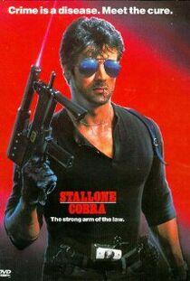 Cobra 1986 Poster