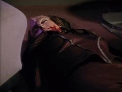 Suzie Plakson dead in 'Star Trek-The Next Generation-Reunion'