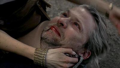 True Blood Terry dead