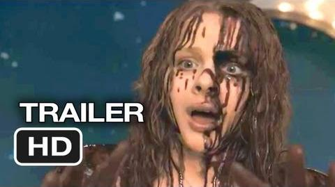 Carrie Official Trailer 1 (2013) - Chloe Moretz, Julianne Moore Movie HD