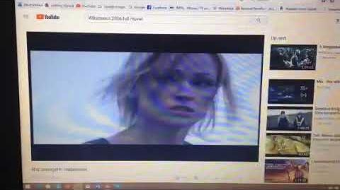 Louise's Death (Wilderness (2006)) part 1- Louise got knocked off a cliff by Dogs