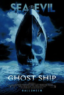 'Ghost Ship' (2002) Poster