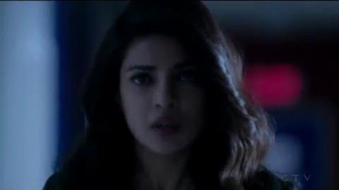 Who is behind the Voice ... Revealed - Priyanka Chopra Alex Parrish - Quantico (tv series) 8