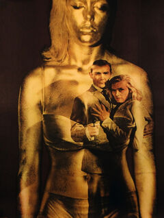 Goldfinger margaret nolan
