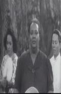 Ruby Dandridge (center) just before her death in 'Corregidor'