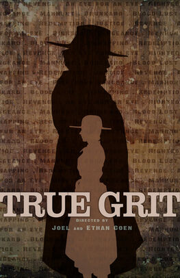 True grit poster by jacksparrowsbabe-d5bwi0n