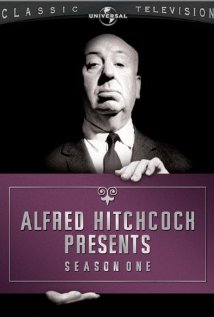 Alfred Hitchcock Presents DVD cover.