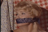 Ruta Lee shortly before her death in 'Wagon Train-The Bleecker Story'