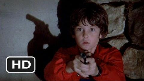 Cloak & Dagger (7 10) Movie CLIP - Real Bullets (1984) HD