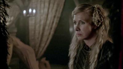 1. Elizabeth Moynihan in 'Vikings'