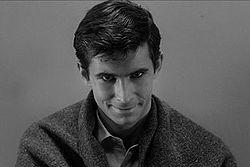 Norman Bates in Psycho (1960)