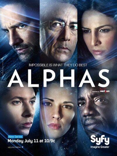Alphas Serie de TV-905005473-large