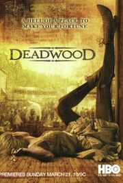 Deadwood DVD cover