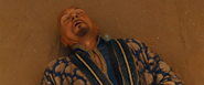 Nizam's death