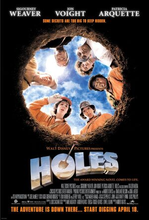 Holes xlg