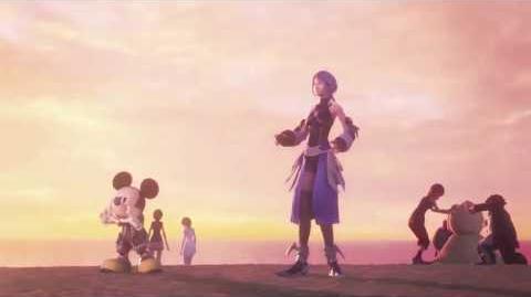 Kingdom Hearts 3 - True Ending (Excluding Epilouge and Secret Ending)