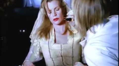 All of Kim Basinger's shots as a corpse in a Tom Petty video