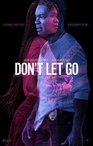 Dont let go xlg