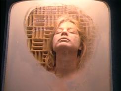 Gracie Harrison in Star Trek-The Next Generation-The Neutral Zone