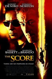 The Score film