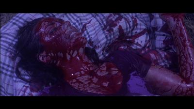 Jess Webb in The Bunnyman Massacre