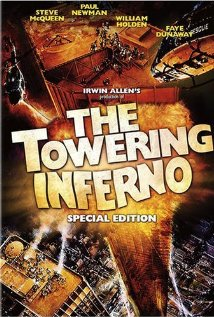 'The Towering Inferno' (1974) poster