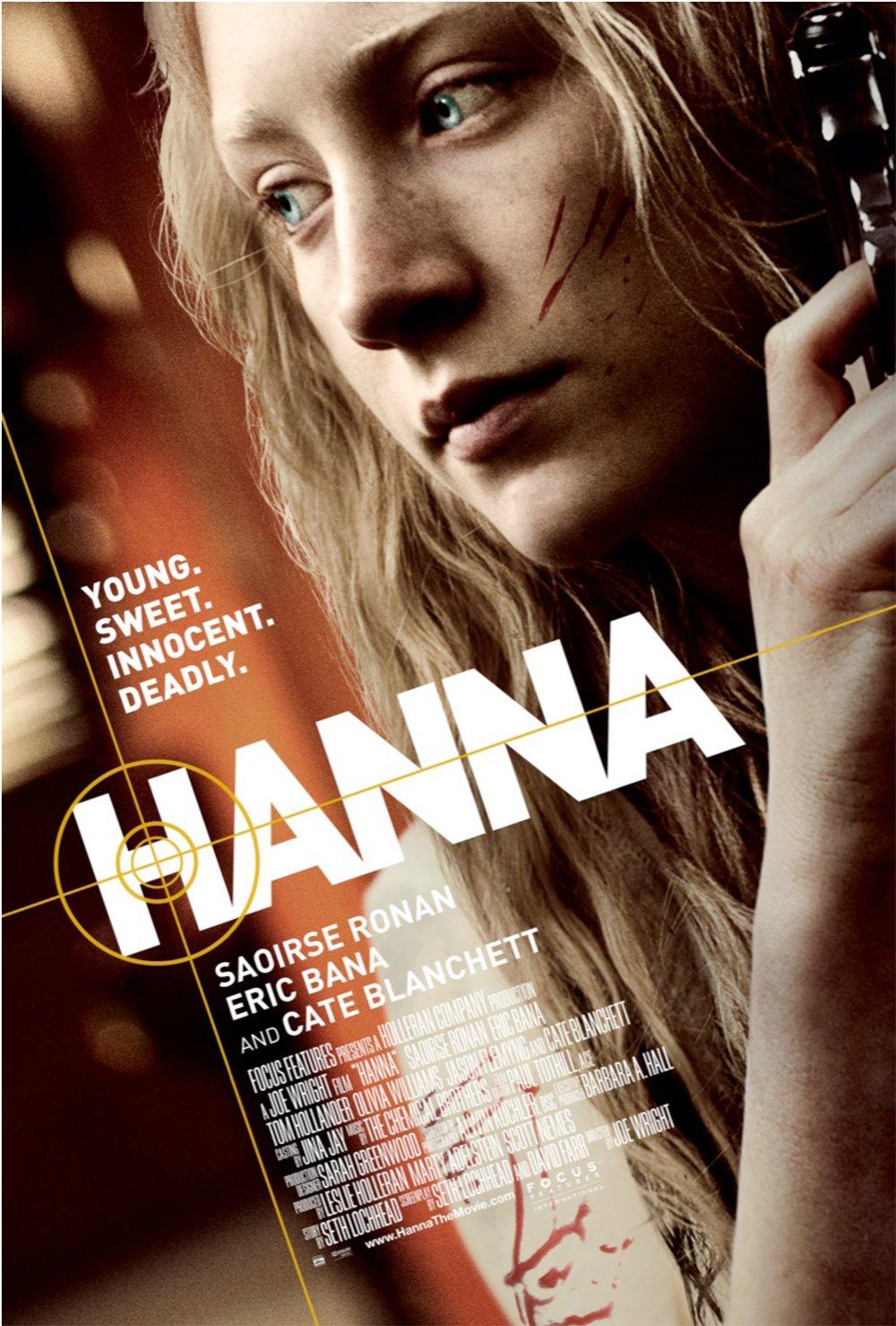 Image result for hanna 2011