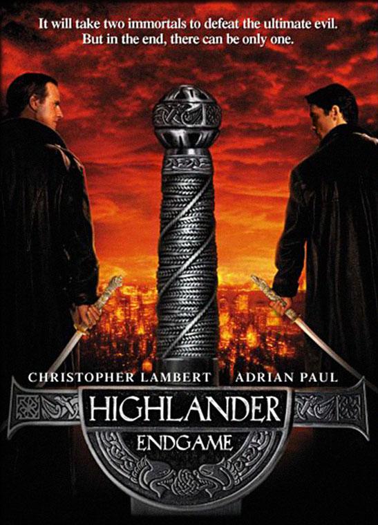 Highlander Endgame 2000