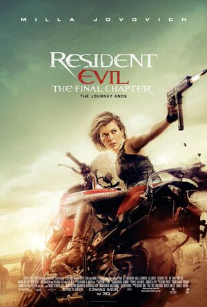 Resident evil the final chapter ver7 xlg