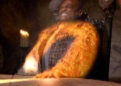 Soul blaster demon being vanquished.JPG