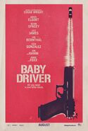 Baby driver xlg