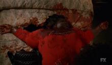 Gabourey Sidibe in American Horror Story- Battle Royale