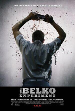 Belko experiment xlg