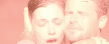 Jessica and Nathan at the moment of their deaths in 'These Final Hours'