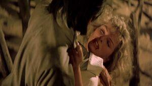 Julie Ege in The Legend of the 7 Golden Vampires