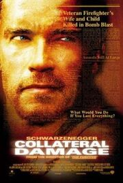 Collateral Damage 2002 Poster