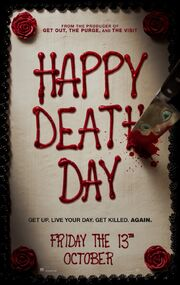 Happy death day xlg