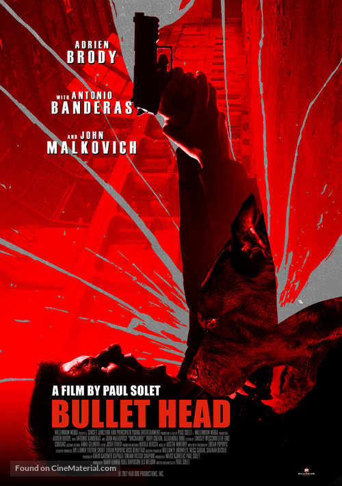 bullet head movie 2017 wiki