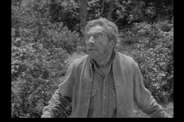 Vic Perrin just before his death in Wagon Train-The Juan Ortega Story