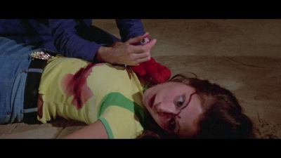 Laura Trotter in Eyeball