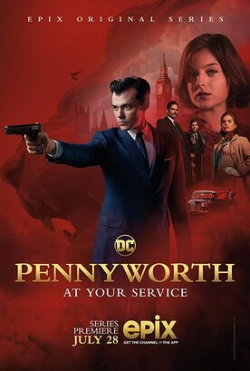 Pennyworth (2019)