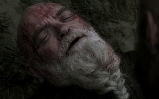 Angus MacInnes dying in Vikings-A King's Ransom