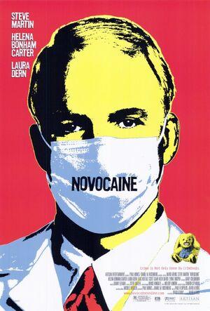 NovocainePoster