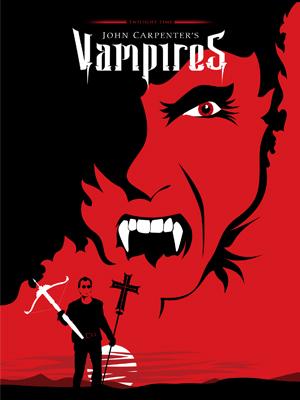 Vampires Poster Lg