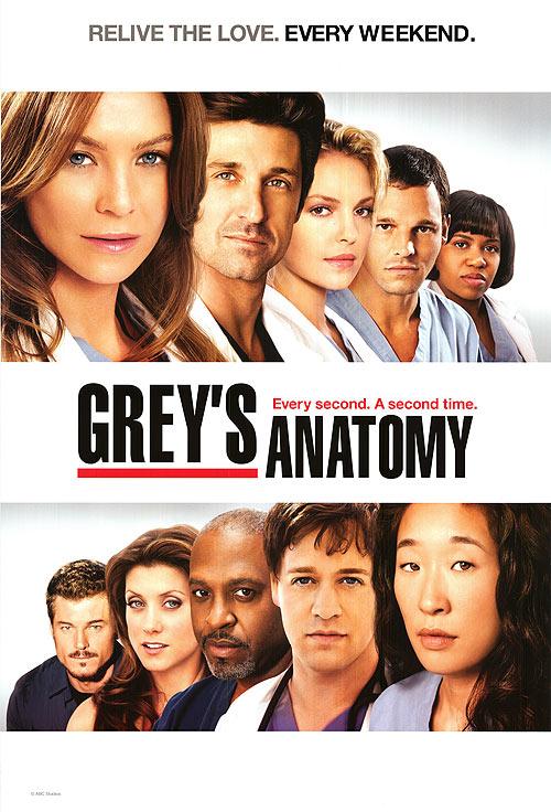 Greys Anatomy 2005 Series Cinemorgue Wiki Fandom Powered By Wikia