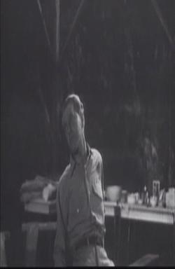 Otto Kruger fatally shot in 'Corregidor'