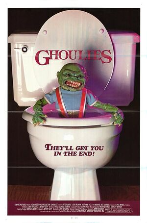 GhouliesPoster