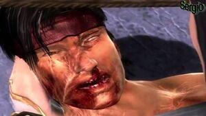 Liu Kang Death