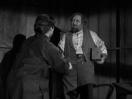 Sebastian Cabot in Gunsmoke-The Que